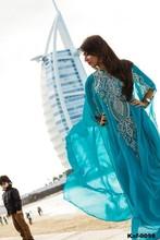 Dubai Women Fashion 2015 Dubai Evening Kaftan