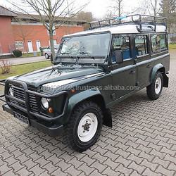 USED CARS - LAND ROVER DEFENDER 110 TDI (LHD 6041)