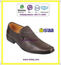 Más nuevo guapos hombres clásicos de moda zapatos de vestir de cuero zapatos pintados a mano