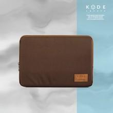 [KODE SQUARE] business bag notebook laptop travel tablet PC case (KCSM-IC-001-BR)