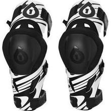 Knee Brace Pair Replaceable Pads Motocross Motox Off Road Xl Large