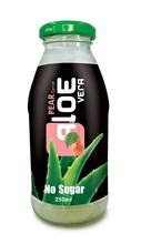 No Sugar Natural Aloe Vera with Pear Flavor.