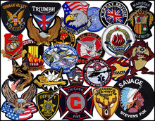 Embroidered Patches Supplier