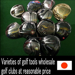 Popular and Various types of golf range ball golf tools for everybody , clubs, bags, also available