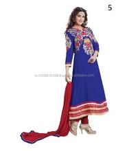 Frock Suits For Women | Designer Anarkali Suits Mumbai | Ladies Suits Lace Design