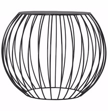 Circus Cage Side Table