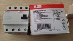 Residiual Current Circuit Breaker - RCCB