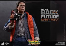 """Buy 2 get 1 free Back to the Future """"Marty McFly sixth scale figure"""" celebrating 30th anniversary"""