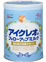baby milk powder manufacturers glico icreo follow-upmilk baby milk powder made in japan