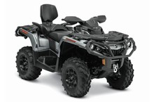Free shipping for 2015 Can-Am Outlander MAX XT 1000 - Brushed Aluminum