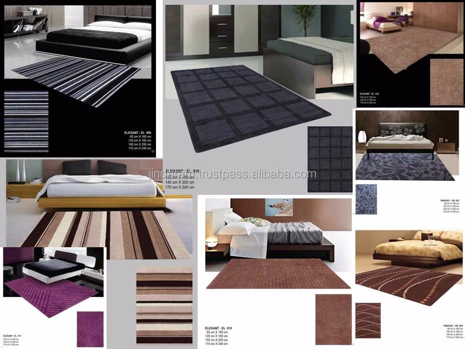 Woolen handtufted latest carpet collection.JPG
