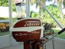 BUY 2 UNIT GET 1 FREE Drink Blender Gas Powered Portable 1957 Johnson Outboard