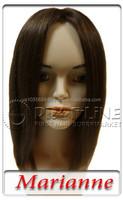Top Quality Virgin Slavic Hair Jewish Kosher Natural Women Human Hair Wigs