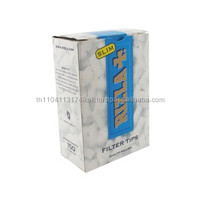 RIZLA BLUE CIGARETTE ROLLING PAPER GENUINE SEALED NEW 50 BOOKLETS FULL BOX