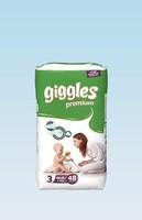 Giggles Premium Baby Diaper