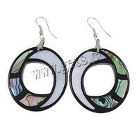 Gets.com abalone shell jewellery pendant hook