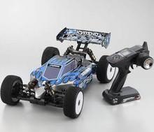 Brand New Kyosho KYO30877T1B Inferno MP9e TKI 4WD 1 8 Electric RTR Buggy