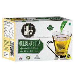 Weight Loss Mulberry tea Dip bag Manufacturer