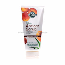 LOW PRICE HOLLYWOOD STYLE DEEP CLEANSING APRICOT SCRUB - PROFESSIONAL FORMULA, SOOTHES, FRESHENS & EXFOLIATES SKIN