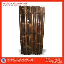 Black Bamboo, Black Bamboo Fence