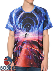 ,cheap sublimation printing dry fit design your own t shirt with wholesale price,all over cheap sublimation t-shirt printing