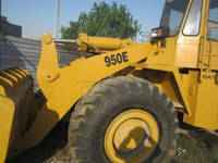 Used Wheel Loaders CAT 950E /Caterpillar 936E 950 950G 950B 966E 966C Wheeled Loader