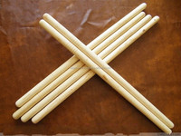 Fraxinus rod kung fu Wooden truncheons Self-defense weapon Martial Arts Sticks Martial Arts Sticks cudgel baton