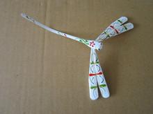 casa blanca decoración& bambú equilibrio libélula recuerdo