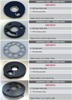 Meyco Rubber parts