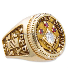 1987 ST. LOUIS CARDINALS NATIONAL NLC CHAMPIONSHIP RINGS