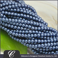 Good Luster party decoration of simulated pearl bead
