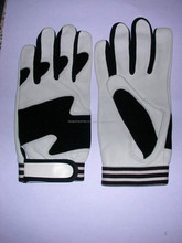 Fashion Soft Leather Baseball Batting Gloves