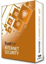 TrustPort Internet Security 1 User 1 Year (World Wide License Key)