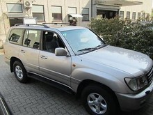 Toyota Land Cruiser 100 4.2 TD Off Road Vehicle - Left Hand Drive - Stock no:11719