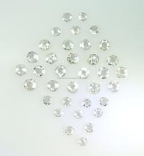 Natural Loose Diamond ,VS SI Near White I-J Diamond Old Rose Cut Round Chakri 2.00 mm size 1 carat lot