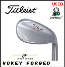 Cost-effective and Hot-selling golf driving range equipment and Used Wedge Titleist VOKEY FORGED with good condition
