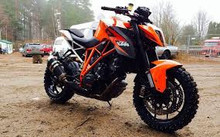 MADE IN JAPAN FOR KTM 1290 SUPER DUKE R ABS 2015 MOTORCYCLE