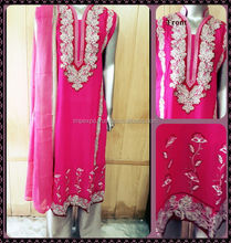 Latest Ladies Fashion Embroidered Lawn Dress