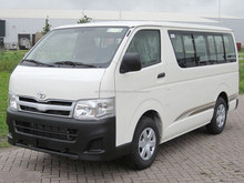 Used Toyota Hiace 2.5 Diesel Manual 15 SEATS VAN - 2013