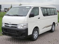 Used Toyota Hiace 2.5 Diesel Manual 15 SEATS VAN - 2013
