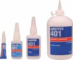 LOCTITE 401 - General purpose, instant adhesive. Low viscosity.