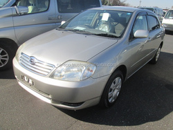 JAPANESE RIGHT HAND DRIVE USED CARS FOR TOYOTA COROLLA AT 2003 4D X LTD NZE121