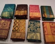 Kanchiupuram pure silk sarees 100%