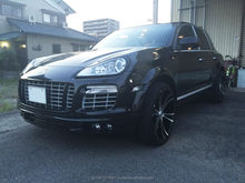 Porsche Cayenne Genuine hatchback used Japanese used car brands in good condition