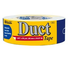 """BAZIC 1.89"""" X 60 Yards Blue Duct Tape"""