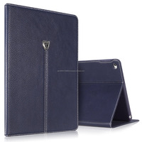 XUNDD High Quality Slim Fit Leather Smart Cover/Flip with Stand Sleep / Wake Feature For Apple iPad Air 2