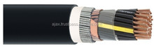 Multi Core XLPE Insulated Control Cables Wire Armored with Concentric Conductor (N2XCYRY)