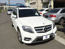 Durable high quality used Mercedes-Benz GLK350 car auction at reasonable price