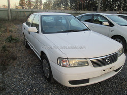 USED RIGHT HAND DRIVE CARS FOR SALE FOR NISSAN SUNNY B15 QG13-DE FF AT 2WD 1,300CC