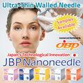 japonês botox injetável nanoneedle disponível em ampla gama de calibres